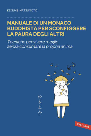 copertina Manuale di un monaco buddhista per sconfiggere la paura degli altri