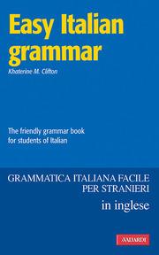 (epub) Easy Italian Grammar - Grammatica italiana facile. In inglese