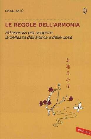 copertina Regole dell'armonia (Le)