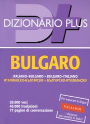 Dizionario bulgaro plus