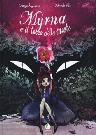 copertina Myrna e il tocco della morte