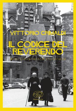 copertina Il codice del reverendo