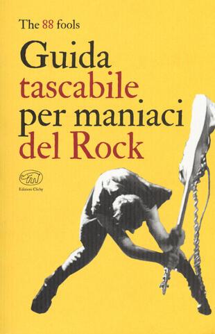 copertina Guida tascabile per maniaci del rock