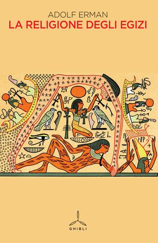 copertina La religione degli egizi