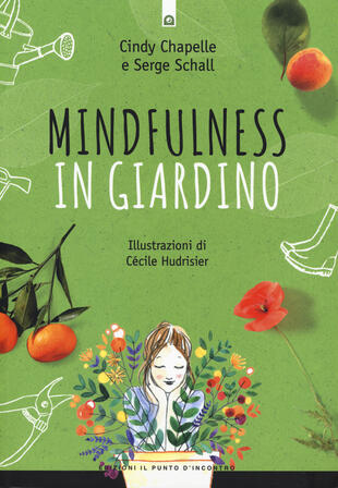 copertina Mindfulness in giardino
