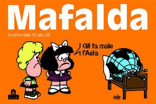 copertina Mafalda. Le strisce dalla 161 alla 320. Vol. 2