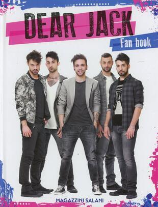 copertina Dear Jack fan book