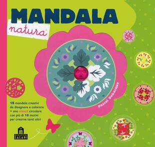 copertina Mandala natura. Con gadget