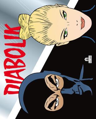 copertina L'arresto di Diabolik