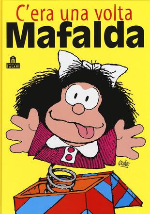 copertina Mafalda Gli inediti