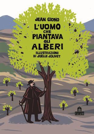 copertina L'uomo che piantava gli alberi - Ed. Pop up