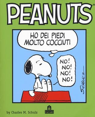 copertina Peanuts Vol.4