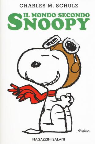 copertina Il mondo secondo Snoopy