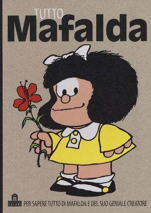 copertina Tutto Mafalda