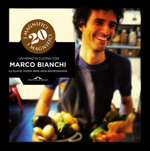 copertina UN ANNO IN CUCINA CON MARCO BIANCHI