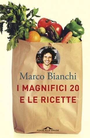 copertina I magnifici 20 e le ricette