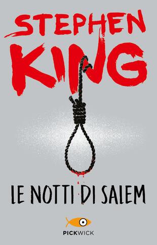 copertina Le notti di Salem. Ediz. illustrata