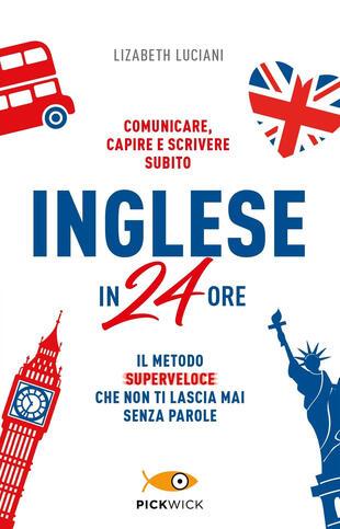 copertina Inglese in 24 ore