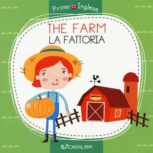 copertina The farm-La fattoria. Ediz. a colori
