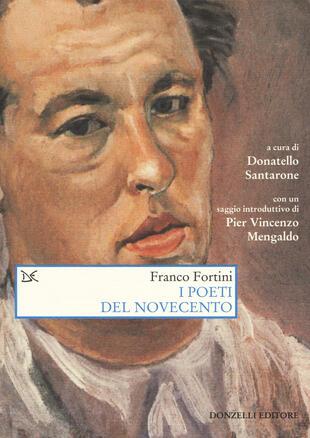 copertina I poeti del Novecento