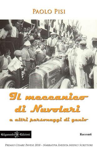 copertina Il meccanico di Nuvolari e altri personaggi di genio