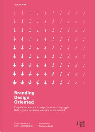 copertina Branding D.O. Progettare la marca. Una visione design oriented