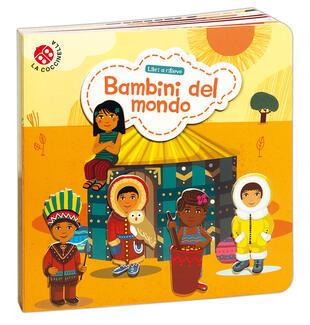 copertina Bambini del mondo