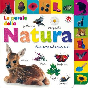copertina Le parole della natura
