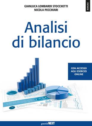 copertina Analisi di bilancio. Con aggiornamento online