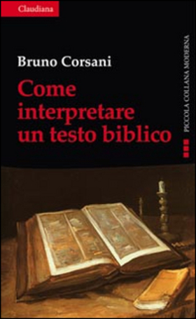 Come interpretare un testo biblico