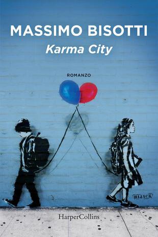 copertina Karma city