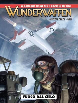 copertina Wunderwaffen. Vol. 7: Fuoco dal cielo