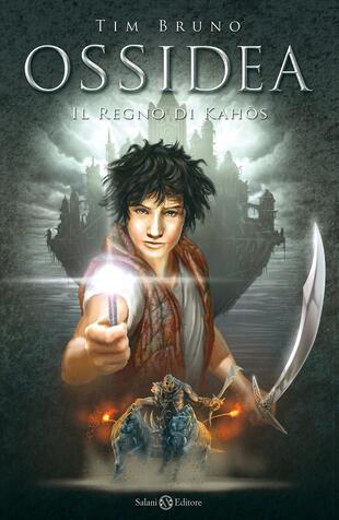 copertina Il regno di Kahòs