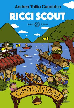 copertina Ricci Scout. Campo Castagna