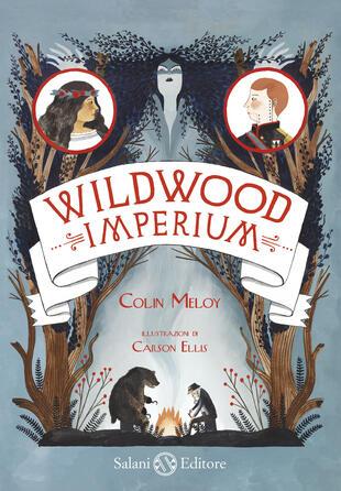 copertina Wildwood. Imperium
