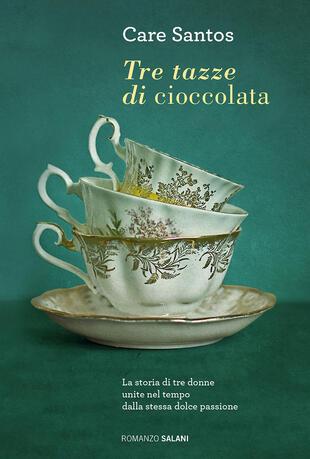 copertina Tre tazze di cioccolata