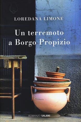 copertina Un terremoto a Borgo Propizio