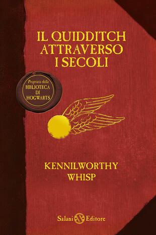copertina Il Quidditch attraverso i secoli
