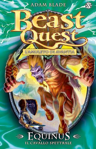 copertina Beast quest 20 - Equinus