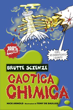 copertina Caotica chimica