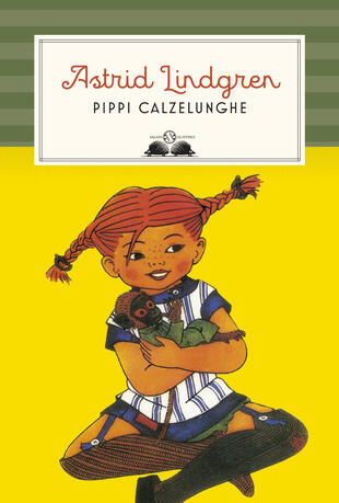 copertina Pippi Calzelunghe