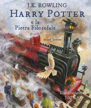 copertina Harry Potter e la Pietra Filosofale