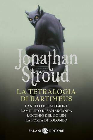 copertina La tetralogia di Bartimeus (La)