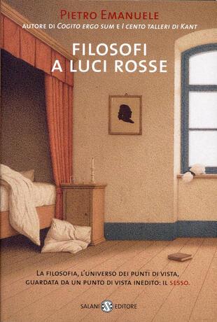 copertina Filosofi a luci rosse