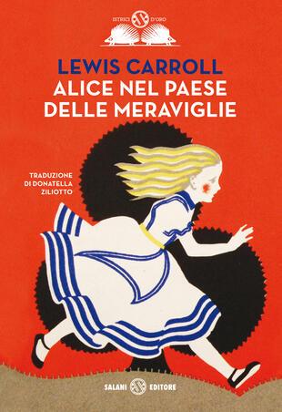 copertina Alice nel paese delle meraviglie