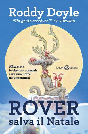 copertina Rover salva il Natale