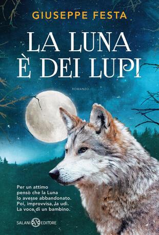 copertina La luna è dei lupi