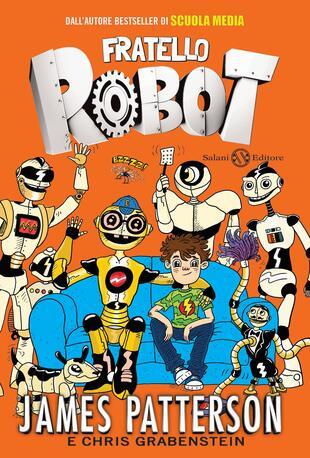 copertina Fratello robot