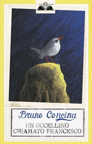 copertina Un uccellino chiamato Francesco