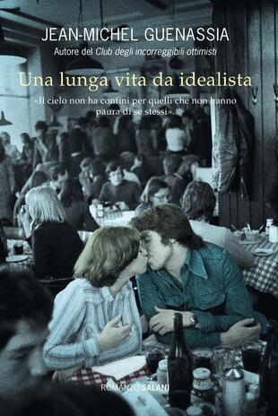copertina Una lunga vita da idealista
